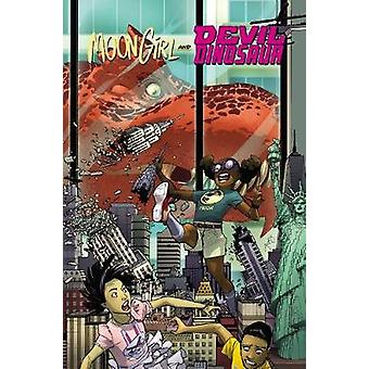 Moon Girl and Devil Dinosaur Vol. 2 - Cosmic Cooties by Amy Reeder - B