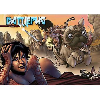Battlepug - Volume 1 by Mike Norton - Mike Norton - Patrick Thorpe - 9