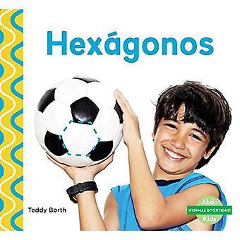Hexagonos (Hexagons) by Teddy Borth - 9781624026164 Book
