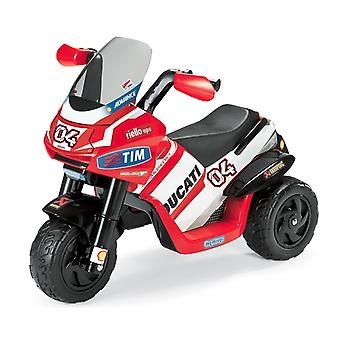 Peg Perego 6V Ducati Desmosedici Kids Electric Trike Red