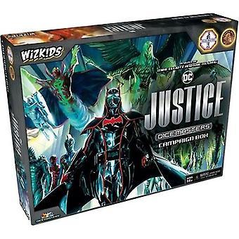 DC Dice Masters Justiție caseta de campanie