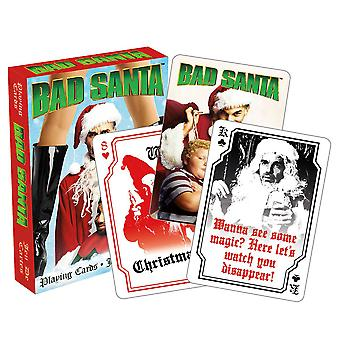 Bad Santa Playing Cards