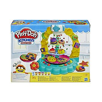 Play-Doh polvilhe cookie surpresa