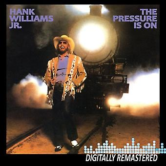 Hank Williams Jr. - pression est sur importation USA [CD]