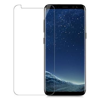 Cadorabo Tank Film for Samsung Galaxy S8 - Tempered Display Protective Glass in 9H Hardness with 3D Touch Compatibility