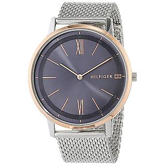 Tommy Hilfiger Stainless Steel Mesh Mens Watch 1791512