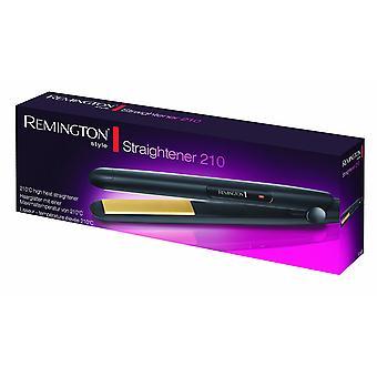 Remington S1400 Céramique Coated Plates Slim Dual Voltage Hair Straightener Iron