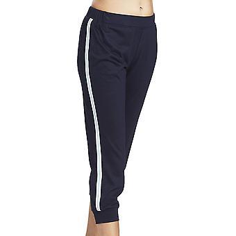 Rösch 1193756-11436 Women's Pure Denim Blue Cotton Pyjama Pant