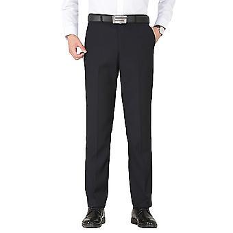 Allthemen Men's Spodnie garniturowe Dark Series Autumn Business Suit Spodnie
