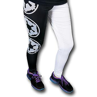 Star Wars to tone Empire leggings