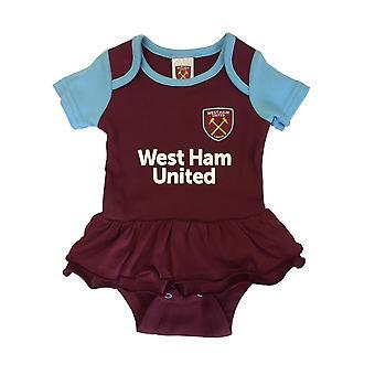 West Ham sjednocené Baby dívky Tutu | 2019/20 sezóna