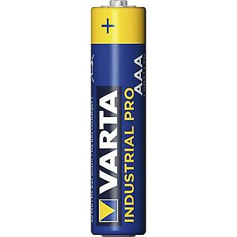Varta Industrial Pro LR03 AAA battery Alkali-manganese 1220 mAh 1.5 V 1 pc(s)