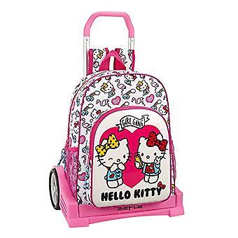 Hello Kitty 2018 casual ryggsekk-42 cm-1 liter-Pink