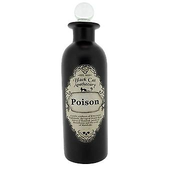Poison Potion Bottle Black