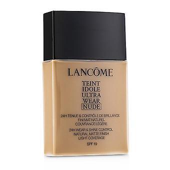 Lancome Teint Idole Ultra wear Nude Foundation Spf19 - beige Cannelle - 40ml/1.3oz
