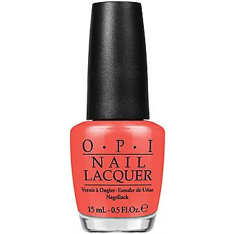 OPI Nail Lacquer Can't aFjörd Not Too 15ml