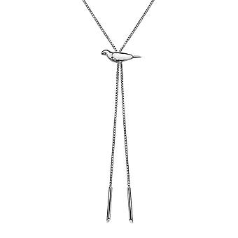 Hot Diamonds Doting Dove Lariat Necklace DN122