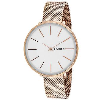 Skagen Women's Karolina White Dial Watch - SKW2726