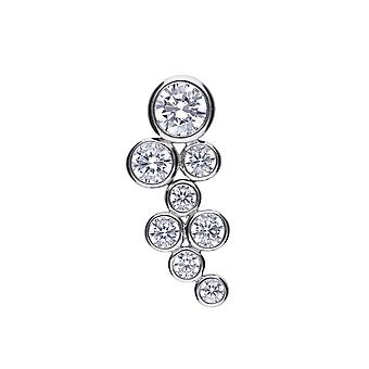 Diamonfire Bubble Cubic Zirconia Pendant P4782