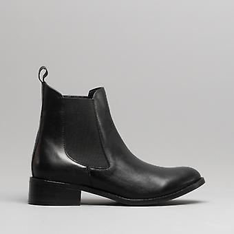Cipriata Bianca Ladies Chelsea Boots Black