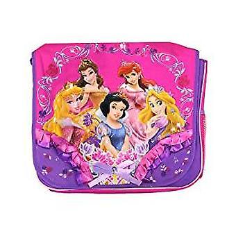 Messenger Bag - Disney - Princess - Pink and Purple School Bag 616311