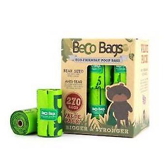 Beco Pets Poop Plastic Bags (Pack of 270)