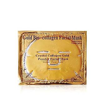 10X Gold Bio Kollajen Yüz Maskesi Kaldırma Anti Yaşlanma