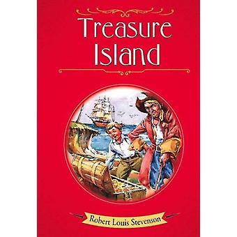 A ilha do tesouro de Stevenson