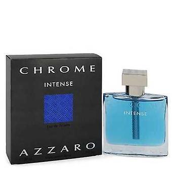 Chrome Intense By Azzaro Eau De Toilette Spray 1.7 Oz (men) V728-547783