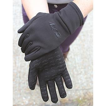 Mark Todd Adults Winter Grip Fleece Gloves