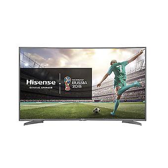 Smart TV Hisense H55N6600 55 & 4K Ultra HD LED WIFI HDR hopea käyrä