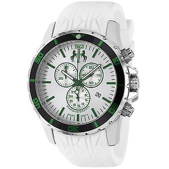 Jivago Men's Ultimate White dial watch - JV0126