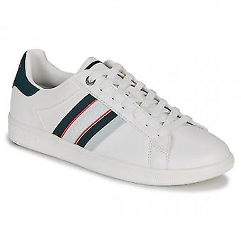 Superdry Sleek Tennis Core Trainers White 01C