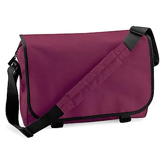 Messenger Bag - lila