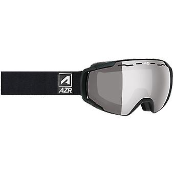 מסיכת סקי AZR פלוטו שחור השטיח