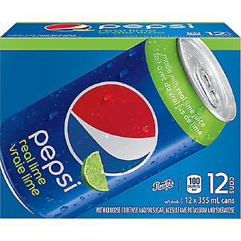Pepsi Lime-( 355 Ml X 12 Cans )