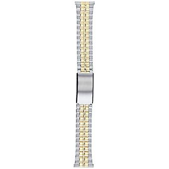 Morellato metal strap 19 mm A02U00440090200099 bicolor SAMOA man