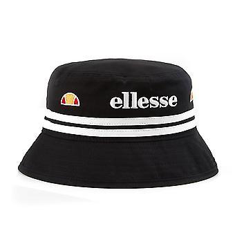 Ellesse Heritage Lorenzo Fashion Festival Bucket Hat One Size - Black