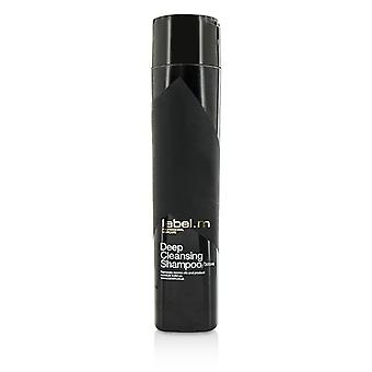Label.M Deep Cleansing Shampoo (Removes Excess Oils and Product Residual Build-Up) 300ml/10oz
