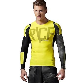 Reebok Rcf LS Comp Shirt AI1367 crossfit het hele jaar mannen t-shirt
