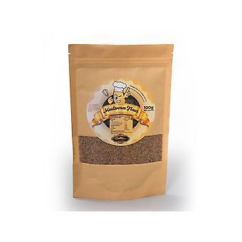 100 g eetbare meelwormmeel voor menselijke consumptie