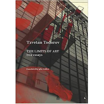 The Limits of Art - Two Essays by Tzvetan Todorov - Gila Walker - 9781