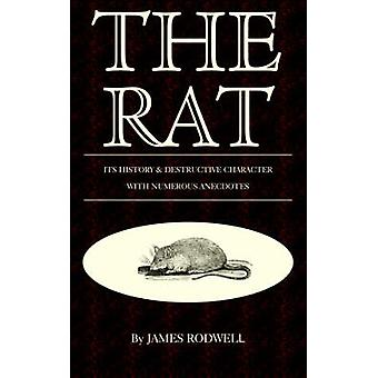 The Rat Its History  Destructive Character by Rodwell & James