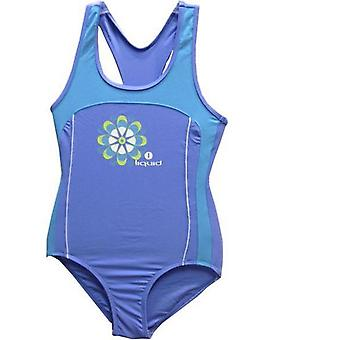 Child-apos;s Bathing Costume Liquid Sport Doly Sapphire/10 Ans