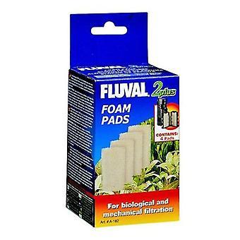 Fluval 2Plus Carga Foamex (Peces , Filtros y bombas , Material filtrante)