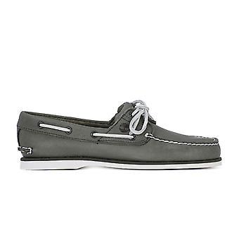 טימברלנד קלאסי סירה 2 עין A1OU6 אוניברסלי כל השנה נעלי נשים