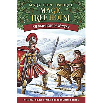 Warriors In Winter by Mary Pope Osborne - 9780525647645 Book