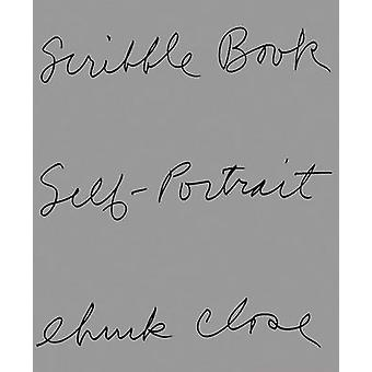 Chuck Close - Scribble Book - Self Portrait by Chuck Close - Chuck Clos