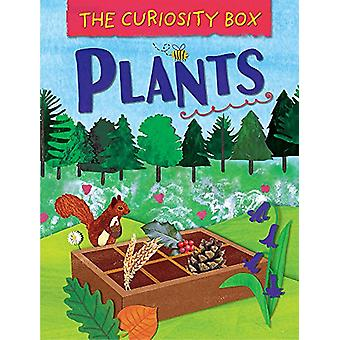 The Curiosity Box - Plants by Peter Riley - 9781445146362 Book