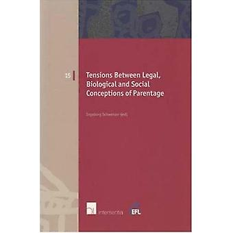 Tensions Between Legal - Biological and Social Conceptions of Parenta